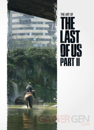 The Last of Us Part II artbook 26 09 2019