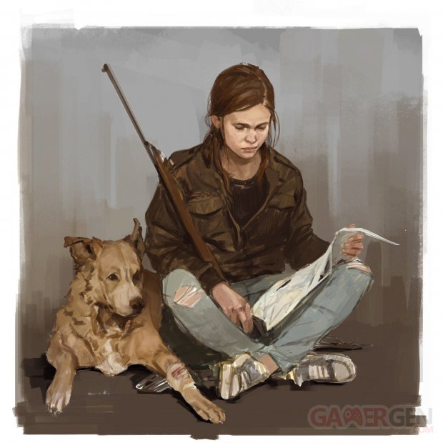 The Last of Us Part II Artwork Concept Art (1)