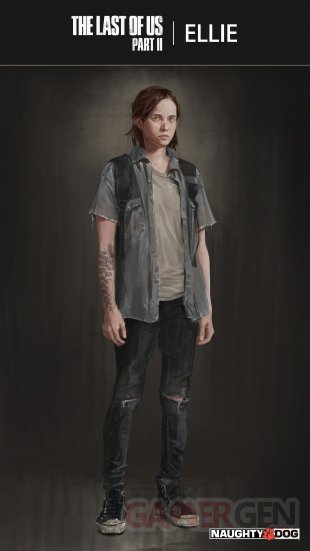 The Last of Us Part II artwork images (2)