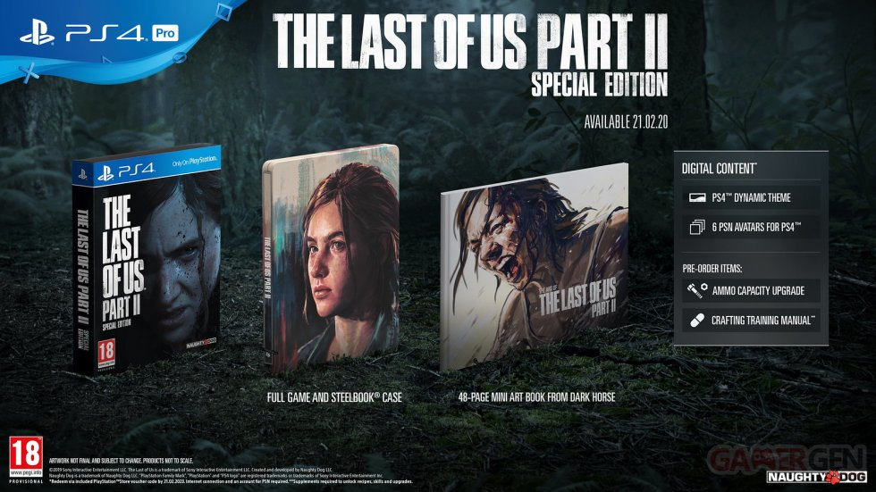 The-Last-of-Us-Part-II-édition-spéciale-24-09-2019