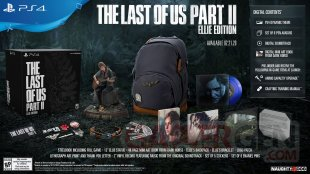 The Last of Us Part II édition Ellie 24 09 2019