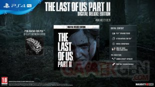 The Last of Us Part II édition numérique Deluxe 24 09 2019