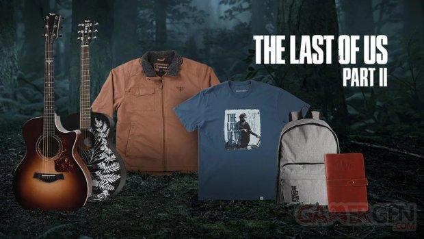 The Last of Us Part II goodies