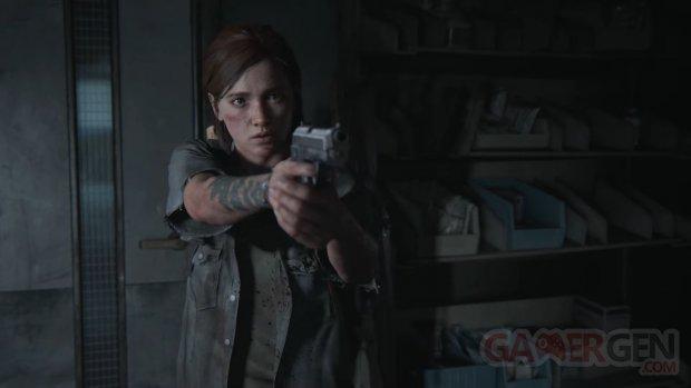 The Last of Us Part II head