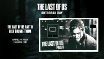 The Last of Us Part II thème Outbreak Day 26 09 2019