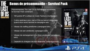 The Last of Us Remastered bonus 2