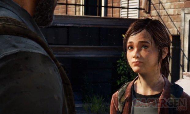 The Last of Us Remastered head
