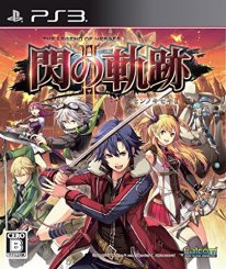 The Legend of Heroes sen no kiseki II jaquette