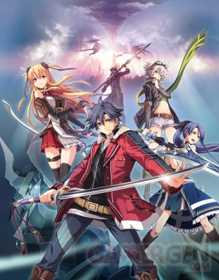 The Legend of Heroes Trails of Cold Steel II Kai The Erebonian Civial War artwork 15 12 2017