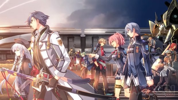 The Legend of Heroes Trails of Cold Steel III 17 07 2019