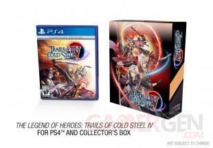 The Legend of Heroes Trails of Cold Steel IV édition limitée 02 04 2020
