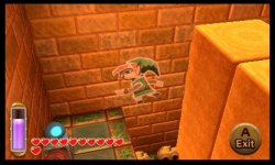 The Legend of Zelda a link between worlds images screenshots 4