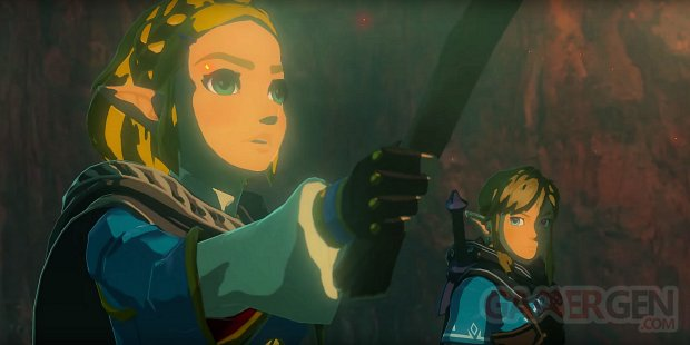 The Legend of Zelda Breath of the Wild 2 image 1