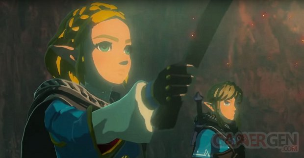 The Legend of Zelda Breath of the Wild 2 image