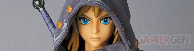 The Legend of zelda Breath of the Wild figurine Link images (1)