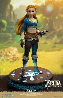 The Legend of Zelda Breath of the Wild figurine statuette F4F exclusive 37 25 10 2019