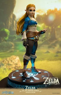 The Legend of Zelda Breath of the Wild figurine statuette F4F exclusive 38 25 10 2019
