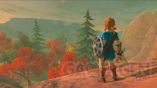 The Legend of Zelda Breath of the Wild image screenshot