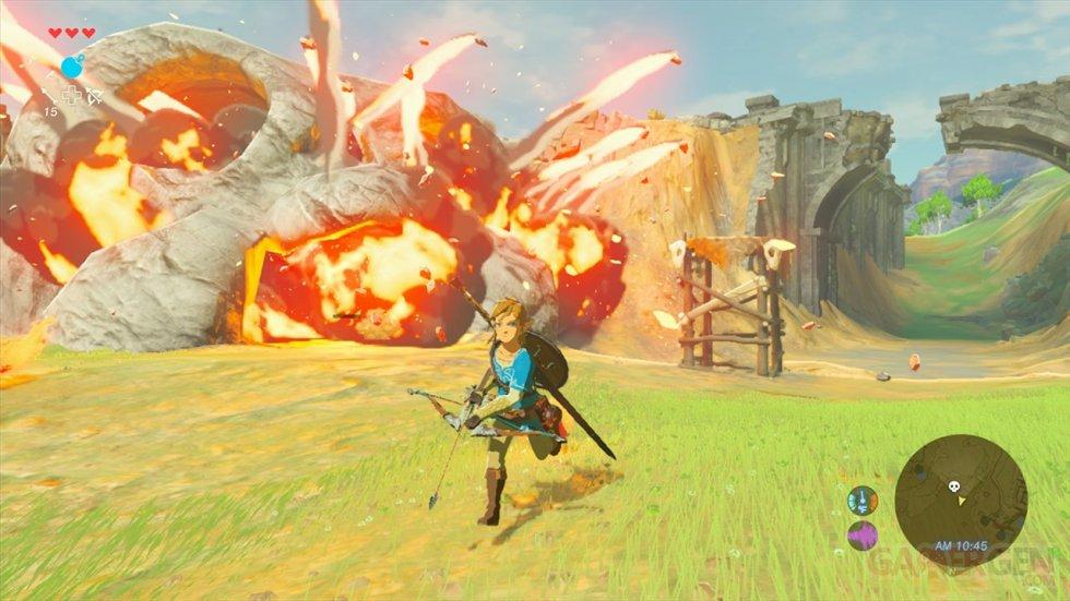 Surprenant Zelda Breath Of The Wild Ps4 image the legend of zelda breath of the wild images (24) - gamergen