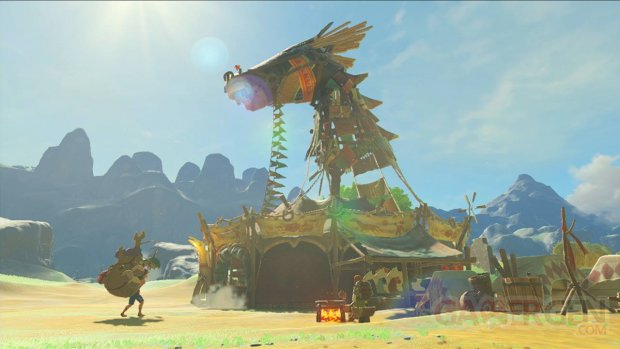 The Legend of Zelda Breath of the Wild images