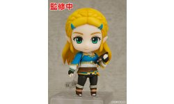 The Legend of Zelda Breath of the Wild Nendoroid