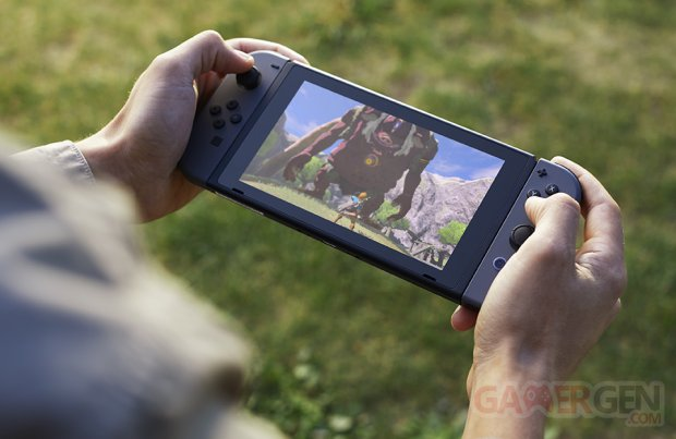 The Legend of Zelda Breath of the Wild Nintendo Switch images (2)