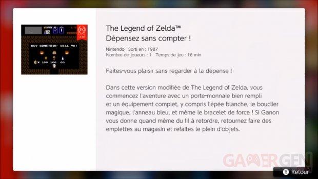 The Legend of Zelda Dépensez Sans Compter head