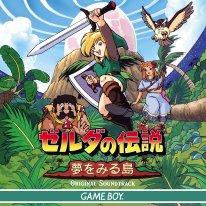 The Legend of Zelda Link's Awakening Original Soundtrack OST CD (1)