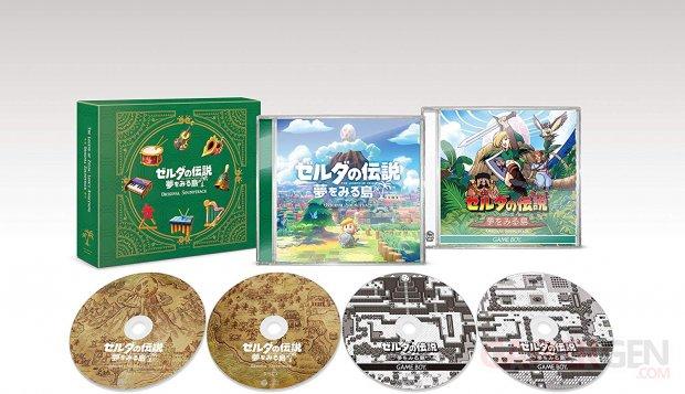 The Legend of Zelda Link's Awakening Original Soundtrack OST CD (4)
