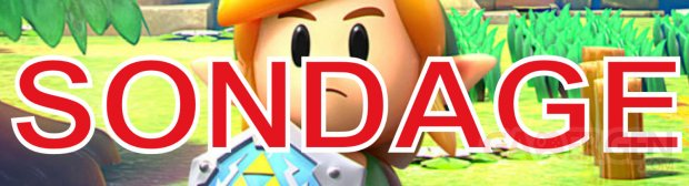 The Legend of Zelda Link's Awakening Sondage de la semaine image (4)