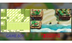 The Legend of Zelda Link's Awakening Switch Game Boy