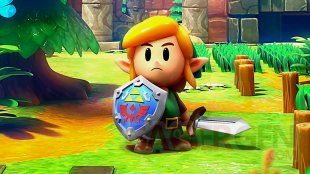 The Legend of Zelda Links Awakening impressions test review note plus moins