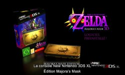 The Legend of Zelda Majora Mask collector