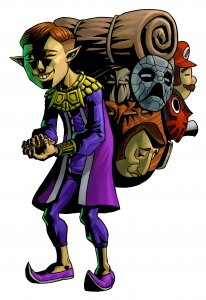 The Legend of Zelda Majora's Mask 07.11.2014  (25)