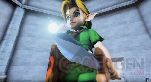 The Legend of Zelda Ocarina of Time Unreal Engine 4