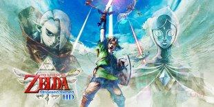 The Legend of Zelda Skyward Sword HD 17 02 2021 key art