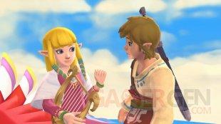 The Legend of Zelda Skyward Sword HD 19 05 2021 amiibo Célestrier screenshot 1