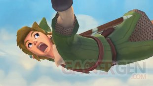 The Legend of Zelda Skyward Sword HD vignette 02 07 2021
