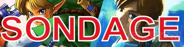 The Legend of Zelda Sondage de la semaine communaute image (2)