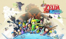 The legend of zelda the wind waker hd 16.09.2013.