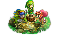 The Legend of Zelda Tri Force Heroes (1)