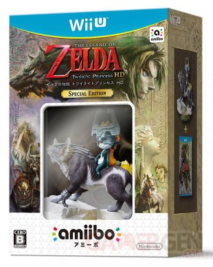 The Legend of Zelda Twilight Princess HD jaquetet japon (1)