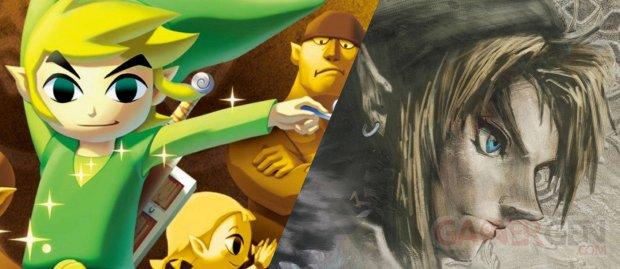 The Legend of Zelda Wind Waker Twilight Princess image 1