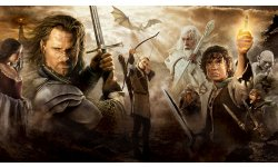 The Lord of the Rings Characters