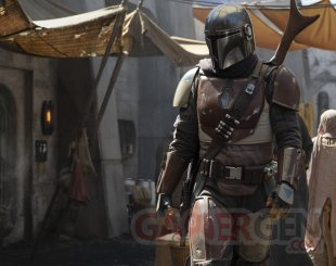 The Mandalorian art
