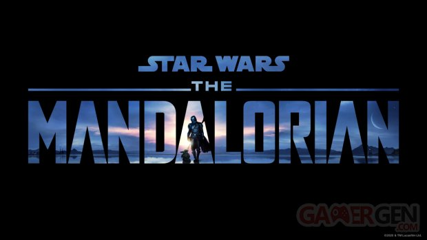 The Mandalorian Saison 2 logo
