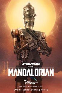 The Mandalorian Star Wars poster 4
