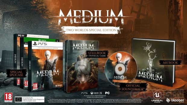 The Medium Two Worlds Special Launch Edition