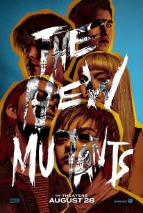 The New Mutants 13 05 2020 poster