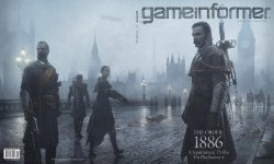 The Order 1886 08 10 2013 cover game informer